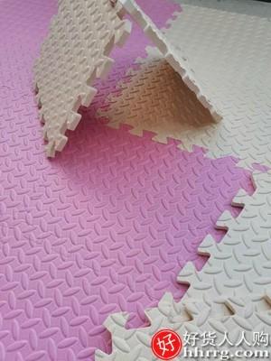 interlace,1# - 亿恩忆泡沫地垫,拼接家用儿童爬爬垫卧室榻榻米加厚爬行垫海绵地板垫子