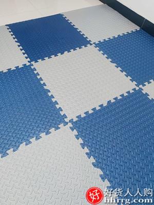 interlace,1# - 美特卡卡加厚泡沫地垫,拼接家用儿童拼图爬爬垫地毯爬行地板垫子榻榻米