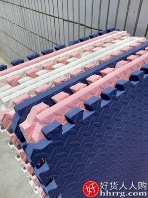 interlace,1# - 星期八泡沫地垫,拼接宝宝爬行垫拼图爬爬垫加厚家用卧室垫子