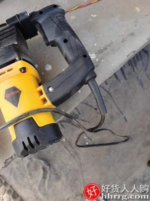 interlace,1# - 佳普电锤电镐电钻,多功能大功率冲击钻两用工业混凝土家用电动工具