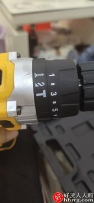interlace,1# - 美国格纳森充电式手电钻手枪钻,电动螺丝刀家用冲击手钻工具锂电转