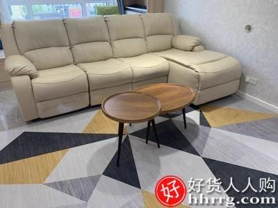 interlace,1# - 越影客厅地毯,北欧现代简约沙发茶几垫卧室地毯家用地毯