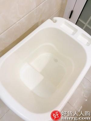 interlace,1# - 进口宝得笑budsia儿童洗澡桶婴儿浴盆,可坐躺小孩泡澡沐浴宝宝浴桶