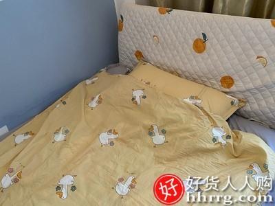 interlace,1# - 兰熙纯棉学生宿舍被套,单人床上三件套床品儿童床床上用品全棉