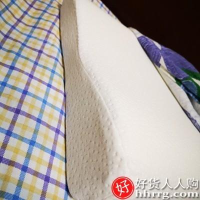 interlace,1# - 可韵颈椎枕头修复劲椎病专用,成人保健助睡眠单人太空记忆棉枕芯护颈枕