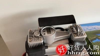 interlace,1# - 徕本车载充气泵,小轿车便携式汽车用轮胎大功率电动双缸打气泵