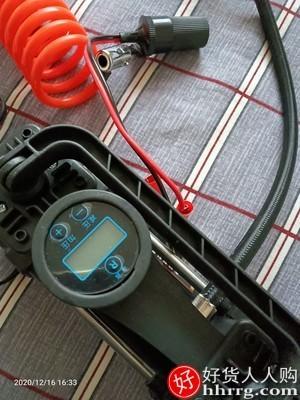 interlace,1# - 御美车车载充气泵打气泵,汽车用小型便携式轿车电动轮胎12V双缸高压气泵