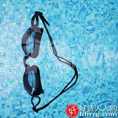 interlace,1# - swans泳镜防水防雾高清,近视大框游泳眼镜泳帽套装