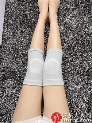 interlace,1# - 南极人夏季蚕丝护膝盖,保暖老寒腿男女士关节老年人空调房护套薄款