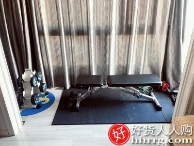 interlace,1# - 品奈哑铃凳可折叠健身椅卧推凳,家用多功能仰卧起坐板腹肌运动健身器