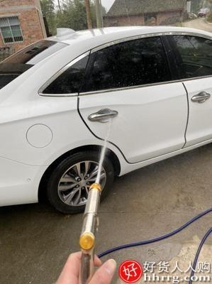 interlace,1# - 小巳家用高压洗车水枪,伸缩水管软管汽车冲水泵套装浇花喷头工具