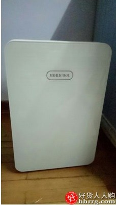 interlace,1# - 美固迷你小冰箱,小型宿舍家用车载冰箱车家两用冷藏