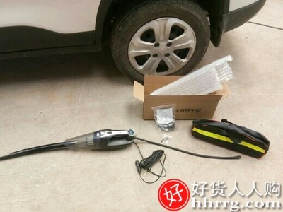 interlace,1# - 金宜佰车载吸尘器,无线充电充气泵汽车内用家用强力四合一体机大功率