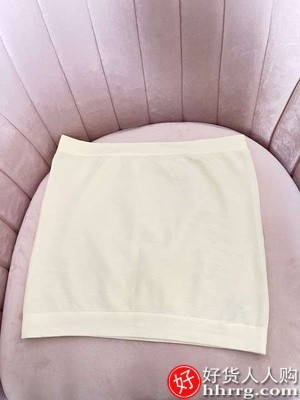 interlace,1# - 恒源祥夏薄款纯棉护腰带,女士腰部保暖腹带护胃暖胃护肚子防寒