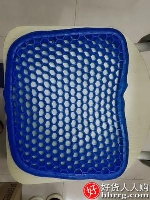 interlace,1# - 凡致汽车用坐垫凝胶,夏天透气冷座垫多功能蜂巢蜂窝办公冰凉垫