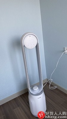 interlace,1# - 科西keheal风扇无叶扇,家用落地低噪净化遥控空气循环