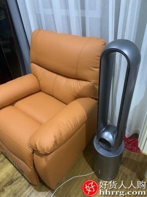 interlace,1# - 志高210电风扇无叶风扇,家用空调扇冷风扇塔扇落地扇无叶静冷风扇