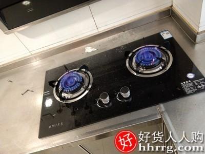 interlace,1# - 古藻天然气燃气灶,台式嵌入式两用煤气灶家用双灶液化气猛火炉