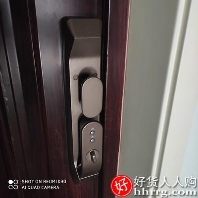 interlace,1# - 德施曼指纹锁,家用防盗门密码锁电子锁感应锁全自动猫眼智能锁Q5M