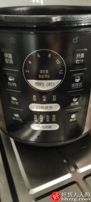 interlace,1# - 苏泊尔电压力锅5L电高压锅,全自动智能家用饭煲饭锅