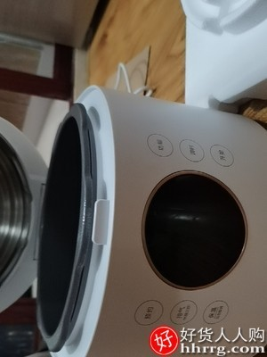 interlace,1# - 臻米UFO大容量电压力锅,家用智能多功能小型高压锅全自动4L