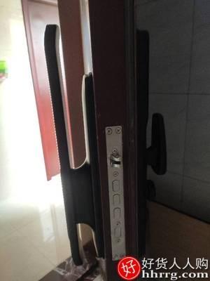 interlace,1# - 普赛罗全自动指纹锁,家用防盗门密码锁智能锁电子锁摄像头猫眼监控