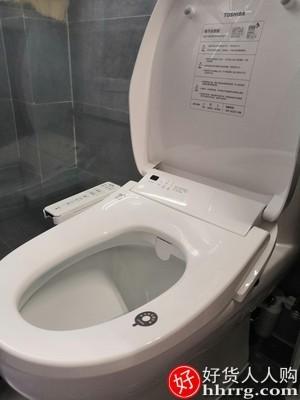 interlace,1# - 东芝智能马桶盖智能盖板,全自动家用冲洗器带加热烘干电动座圈T3P