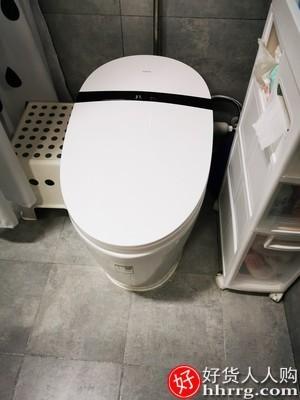 interlace,1# - 希箭智能马桶一体式,家用全自动小户型电动马桶盖无水箱即热坐便器