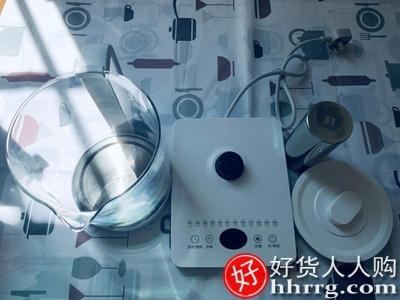interlace,1# - olayks养生壶玻璃茶器,家用办公室多功能小型全自动煮茶壶