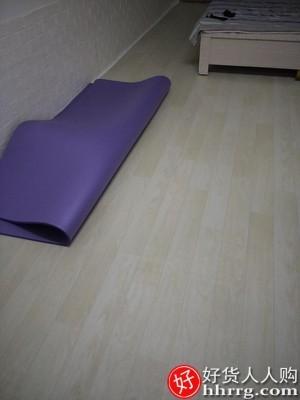 interlace,1# - 欧迹地板革加厚耐磨防水地胶垫,水泥地直接铺家用塑料pvc地砖贴纸自粘