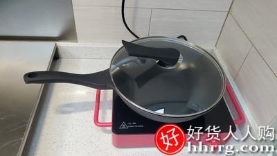 interlace,1# - 德国米技Miji cube6电陶炉,家用大功率爆炒定时双圈台式煮茶炉
