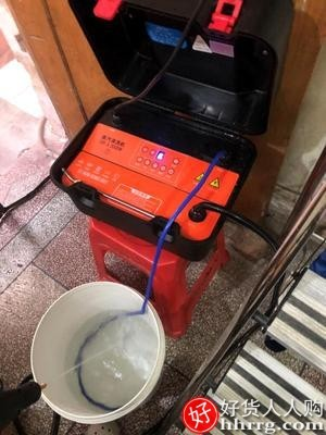 interlace,1# - 质顿佳洁斯高温蒸汽清洁机,高压脉冲管道油烟机空调清洗一体机