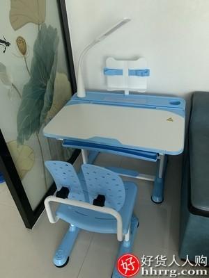 interlace,1# - 龙承匠人儿童学习桌家用书桌,小学生书桌写字桌椅套装家用课桌椅组合可升降