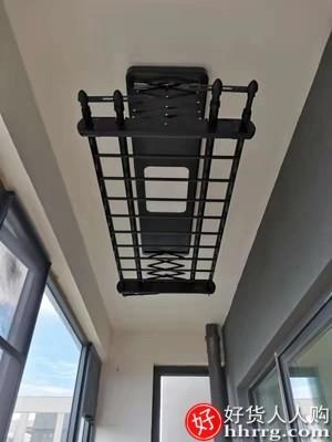 interlace,1# - 彩魅电动晾衣架,遥控升降自动智能家用烘干杀菌伸缩阳台晾衣杆