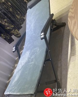 interlace,1# - 家乐迪躺椅折叠椅,办公室午休午睡冬夏两用床家用休闲靠背椅