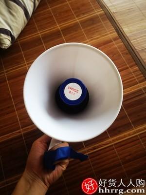 interlace,1# - 雅兰仕录音喇叭扬声器,户外地摊叫卖机手持宣传可蓝牙喊话器扩音器高音小喇叭