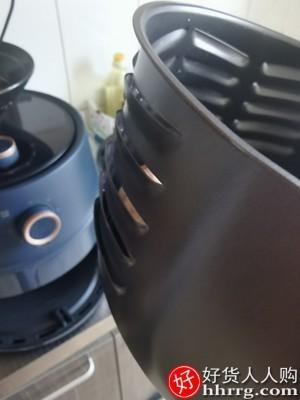 interlace,1# - 小熊家用空气炸锅,大容量全自动烤箱一体多功能空气电炸锅