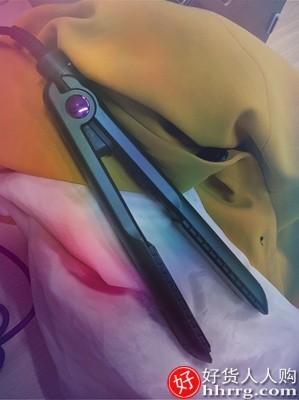 interlace,1# - 班能夹板直发卷两用梳卷发棒,不伤发烫懒人迷你女刘海小型拉直板夹