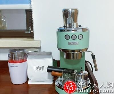 interlace,1# - 马克西姆夏朗德MKA71复古咖啡机,意式浓缩半自动家用小型蒸汽奶泡