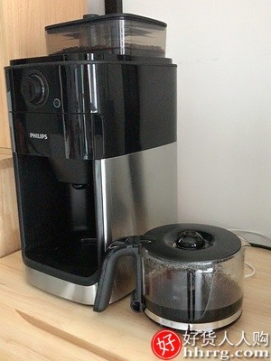 interlace,1# - 飞利浦美式咖啡机,家用研磨一体全自动小型现磨半自动泡茶机