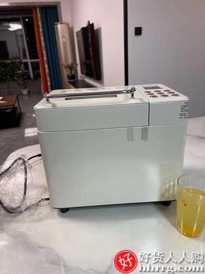 interlace,1# - 柏翠家用面包机PE8855,多功能全自动和面发酵早餐吐司机