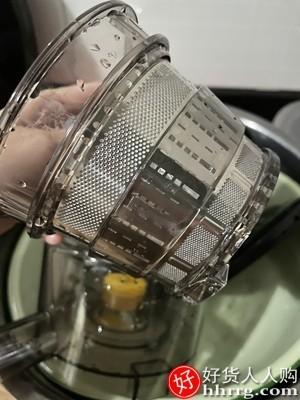 interlace,1# - 德国西兰普榨汁机,水果渣汁分离小型多功能原汁机炸果汁机