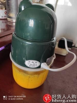 interlace,1# - 龙的辅食机婴儿宝宝料理机,家用电动搅拌机打泥机小型多功能绞肉机