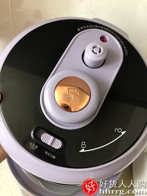 interlace,1# - 韩国大宇电压力锅,家用小型智能多功能4L双胆饭煲高压锅