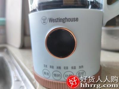 interlace,1# - 美国西屋迷你小型破壁机,全自动1-2人家用单人免过滤豆浆机WFB-A61
