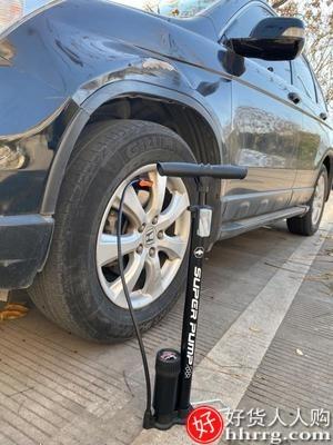 interlace,1# - 迅霆自行车打气筒,电动电瓶车家用摩托车充气筒高压便携气管子