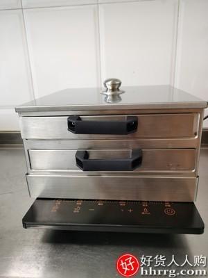 interlace,1# - 特缤304不锈钢抽屉式肠粉机,小型家用电热早餐肠粉蒸机蒸炉肠粉炉