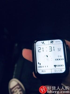 interlace,1# - 果芯云watch可接打电话智能手表DT100,男女士手环蓝牙se多功能运动5代S6