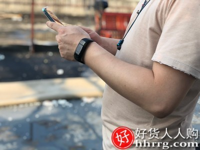 interlace,1# - 巴顿测血压心率血氧智能手环,蓝牙心跳报警器多功能男女运动老人健康手表P11