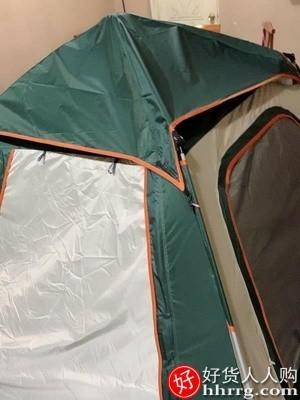 interlace,1# - 南极人户外野营加厚帐篷,便携式自动弹开露营折叠防爆雨野外沙滩防晒装备